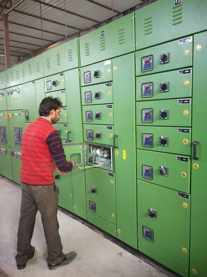 11KV VCB PANEL/SWITCHBOARDS DELHI & NCR | Switchgear Panel ...